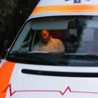 redline mentőkocsi