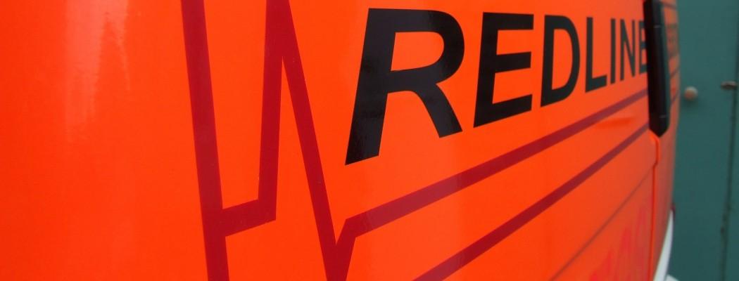 redline mentő